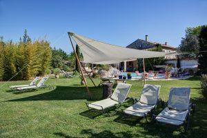 Transats du Mas du Grand Jonquier, chambres d'hôtes en Provence
