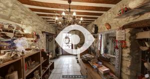 Visite virtuelle de l'entrée au Mas du Grand Jonquier